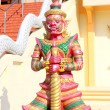 Giant at thailand temple — Stock Photo #9798515