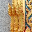 Side Window of temple in Thailand — Stock Photo #9817773