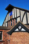 Church in Hendon — Stock Photo