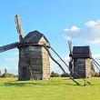 Old windmill — Stock Photo #10208252