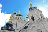 Kyrkan av revival kristi, öüñïò — Stockfoto