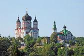 Catedral ortodoxa en feofaniya — Foto de Stock