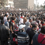 Постер, плакат: November 2011: New Clashes in Egypt