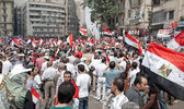Corrigeren van het pad van revolutie. sep 9, 2011 — Stockfoto