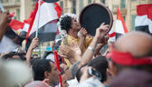 Corrigiendo el camino de la revolución. septiembre 9, 2011 — Foto de Stock