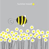 Summer mood. — Stock Vector
