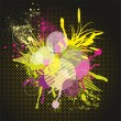 Wektor stockowy : Abstract colorful background. Vector.