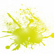 Royalty-Free Stock Immagine Vettoriale: Colorful abstract splash design,vector illustration