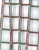 Taśmy filmowej — Wektor stockowy