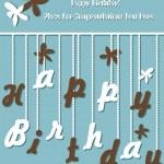 Funny Birthday card — Stock Vector