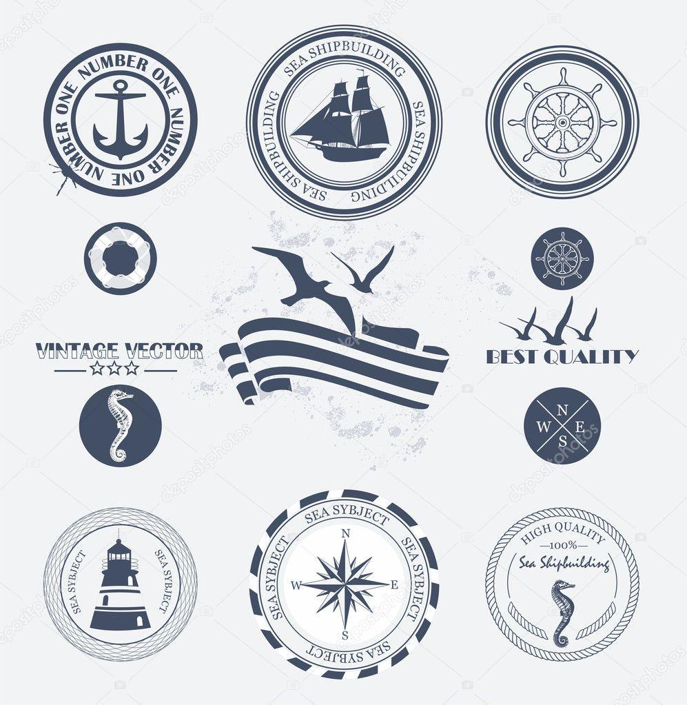 Nautical Symbols Tattoos Lektonfo