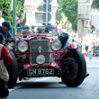 Stock Photo: BRESCIA,ITALY - MAY,17: Mille Miglia