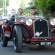 BRESCIA,ITALY - MAY,17: Mille Miglia — Stock Photo