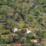 Landscape of la gomera island — Stock Photo #9376000