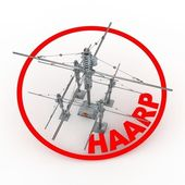 HAARP Concept — Stock Photo