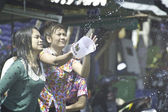 2012 songkran — Stock Photo