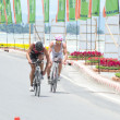 Samui triathlon — 图库照片