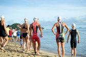 Samui triathlon — Stock Photo