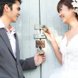Pre wedding — Stock Photo #10297369