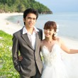 Pre wedding — Stock Photo #10298445
