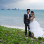 Pre wedding — Stock Photo #10303217