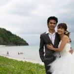 Pre wedding — Stock Photo #10303644