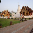 Thai north temple — Stock Photo #10504316