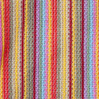 Colorful fibers  texture — Stock Photo