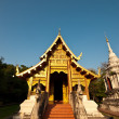 Thai north temple — Lizenzfreies Foto