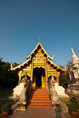 Thai north temple — Foto Stock