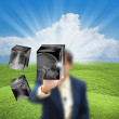 Business artwork - Stockfoto