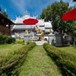 Thai temple — Stock Photo #8122805