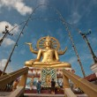 Thai temple — Stockfoto