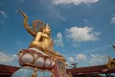 Thai south temple — Stock Photo