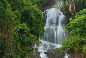 Nameung waterfall samui thailand — Stock Photo