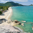Ko samui beach — Stock Photo