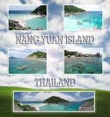 Thailand tourism ko nang yunn — Stock Photo