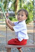 Thai baby — Stock Photo