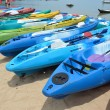 Kayaks - Stock Photo