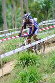 Samui MTB 2011 race — Stock Photo