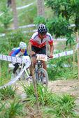 Smaui MTB 2011 race — 图库照片