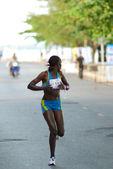 Samui Island Marathon 2011 — Stock Photo