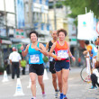Samui Island Marathon 2011 — Stock Photo