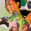 samui body painting — Stock Photo #8202556
