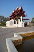Thai lanna building — Stock Photo