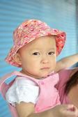 Asijské dítě — Stock fotografie