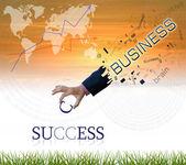 Sformułowanie biznes — Zdjęcie stockowe