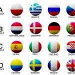 Euro 2012 — Stock Photo #9498298