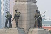 The victory monument — Fotografia Stock