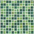 Stock Photo: Green tile